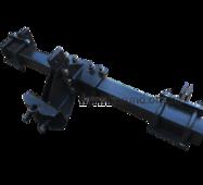 Зчеплення для мотоблоків ЗПС-2 подвійне