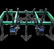 Культиватор для мини-трактора КН-1,6 сплошной обработки
