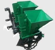 Картоплесаджалка дворядна для міні-трактора КСН-2Т-68