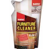 Средство для чистки мебели Sano Furniture Cleaner, (запаска) 500 мл