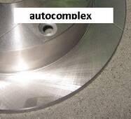 Диск гальмівний заднього колеса  Valeo PHC R1028 Hyundai Kia 58411-3C000   58411-38310