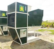 Сепаратор для зерна (зерноочисна машина)
