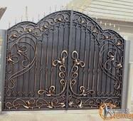 Кованые ворота №45
