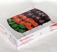 """Набор (микс 3) глазированных конфет """"Сухофрукты с орехом"""" 1,5 кг"""