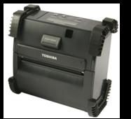 Мобильный принтер Toshiba B-EP4DL