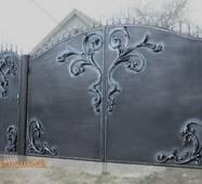 Кованые ворота №68