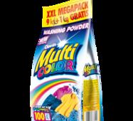 Пральний порошок Multi color універсальний 100 прань 10кг