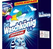 Пральний порошок Der Waschkonig 5 кг 61 прання (Німеччина)
