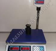 Весы торговые настольные ВТНЕ/1-Т2 15кг (230*320мм)