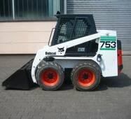 Мини-погрузчик Bobcat 753