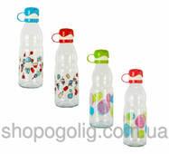 Пляшка для води з малюнком LUNA, 500 мл, TM Miradan
