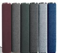 Грязезещитные  коврики серии Ламбет.  Avial Полипропиленовый грязезещитный  коврик  в РУЛОНЕ ширина 120 см, серый. 1022530