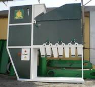 Сепаратор зерна (зерноочисна машина) ІСМ-15