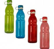 Пляшка для води кольорова LUNA, 500 мл, TM Miradan
