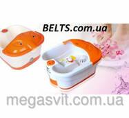 Гидромассажная ванночка Multifunctional Footbath RF-368a1, ванна для ног 368 (массажер)
