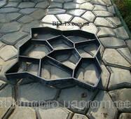 Форма для изготовления дорожки «Садовая дорожка», 60*60 см.