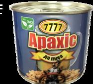 Арахис жареный Ж/Б, 100 г, ТМ 7777