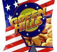 Арахис жареный, 30 г, ТМ GREEN HILLS