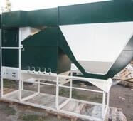 Зерновой сепаратор ИСМ-50-ЦОК