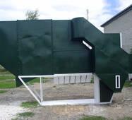 Зерновой сепаратор ИСМ-30-ЦОК