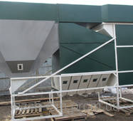 Зерновой сепаратор ИСМ-100-ЦОК