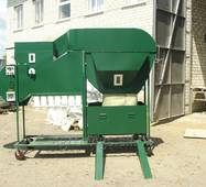 Зерновий сепаратор ІСМ-5-ЦОК