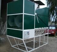 Зерновий сепаратор ІСМ-200