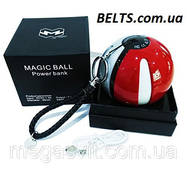 Зарядка Pokeball Power Bank 10000 мАч (зарядне облаштування Покебол Magic ball Pokemon GO Покемон го)