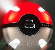Pokeball Magic ball Power Bank 10000 мАч (Покебол Pokemon GO)