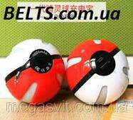 Зовнішній акумулятор Pokeball Magic ball Power Bank 10000 мАч (Покебол Pokemon GO)