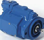 Регулируемые аксиально-поршневые гидромоторы Eaton Vickers, с наклонным блоком цилиндров