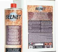 Рідина для промивання системи кондиціонування Belnet 5л