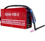 Зварювальний інвертор SSVA-160-2 TIG