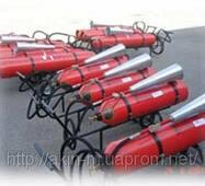 Вогнегасники углекислотные пересувні ВВК- 18