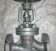 Клапан запірний сталевий фланцевий 15с18нж  (15с18п) РУ25 ДУ15-200