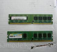 Планка памяти DDR 2 1 GB в БУ Для ПК
