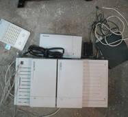 МИНЫ-АТС Panasonic KX - TD1232  24 внешних 128 внутренних