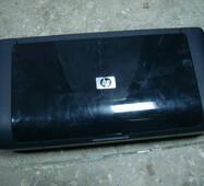 Мобильный принтер HP Officejet H470 на запчасти
