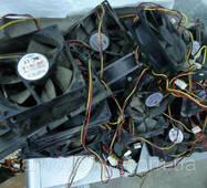 Кулера для корпуса компьютера, блока питания 9см