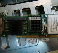 Контроллер LSI LOGIC PCBX520 - A2 SCSI 320-1 U320 64mb PCI - X с батарейкой