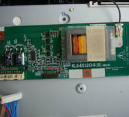 Запчасти для телевизора LG Philips KLS - EE32CI - S и 6870c-0060g