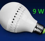 LED лампа светодиодная 9w 5730led E27