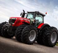 Колісний трактор Massey Ferguson 8737