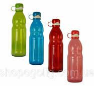 Пляшка для води кольорова LUNA, 750 мл, TM Miradan