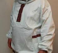 Куртка бджоляра, котон з вишивкою, купити в Україні