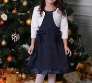 Нарядне дитяче плаття для дівчинки 020