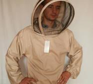 Куртка бджоляра, 53 % бавовна, 47 % поліестр - купити в Жмеринці