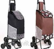 Сумка з доладним стільцем (візок із стільчиком)
