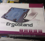 Кулер - підставка для ноутбука ErgoStand (9-17 дюймів), Эргостенд