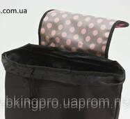 Зручна сумка на колесах з доладним стільцем